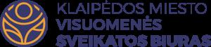 Klaipėdos miesto visuomenės sveikatos biuras_logo_1